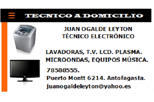 Galeria de imagenes de Servicio Técnico Juan Ogalde