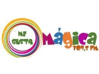 logo RADIO MÁGICA 107.5 FM