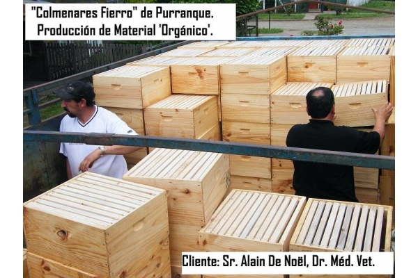 Galeria de imagenes de Fábrica de Colmenas COLMENARES FIERRO