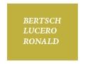 RONALD ERNST BERTSCH LUCERO