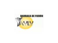 logo BARRACA DE FIERRO YAYLY