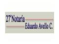 NOTARIA EDUARDO AVELLO